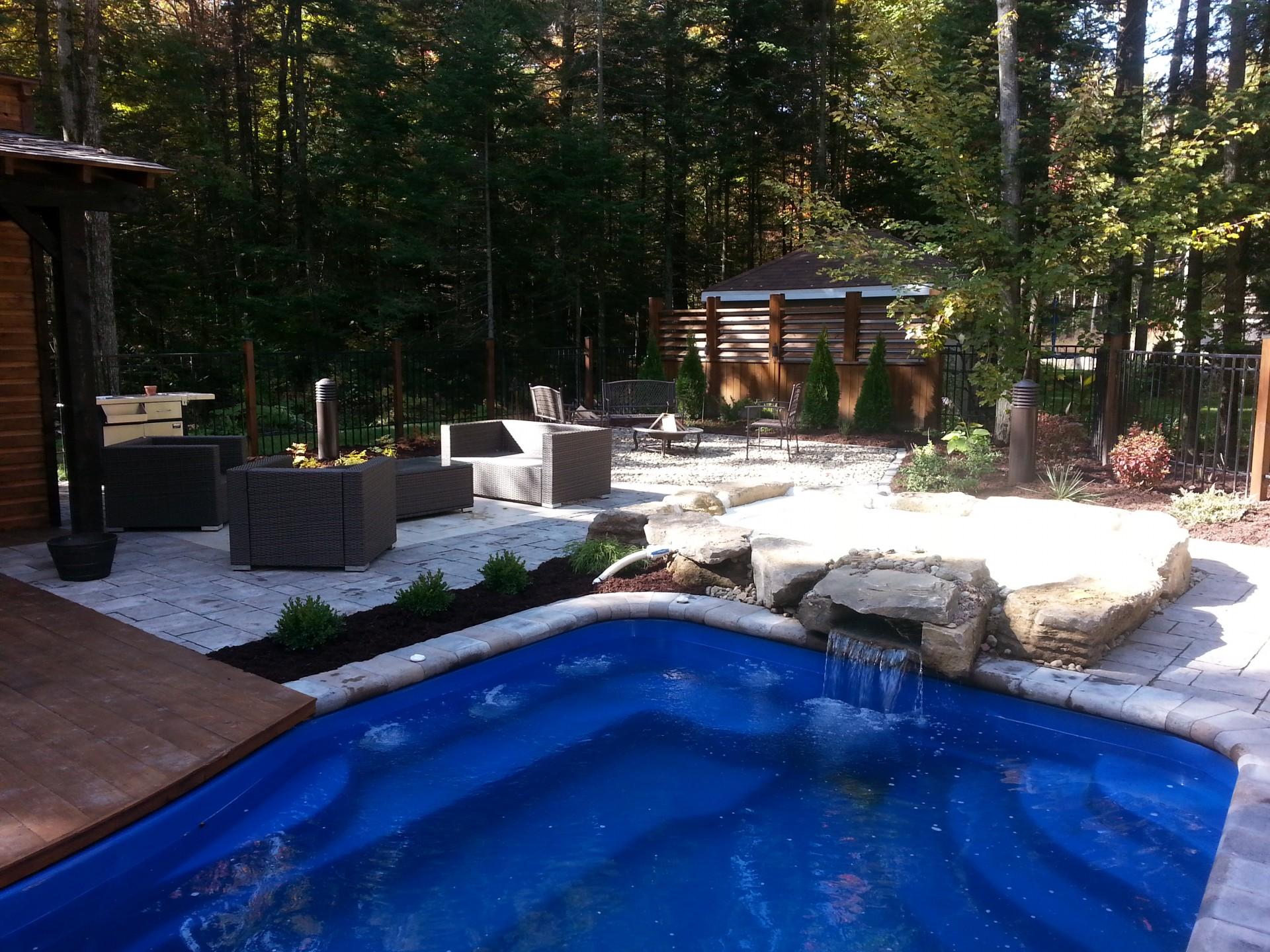 Piscine En Fibre De Verre A Vendre installation de piscine et spa